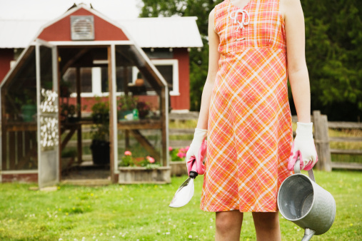 Transformations: Turn That Old Shed into a Women's Retreat (Or, a She-Shed)