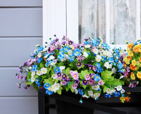 Window Boxes For Your Outdoor Structure
