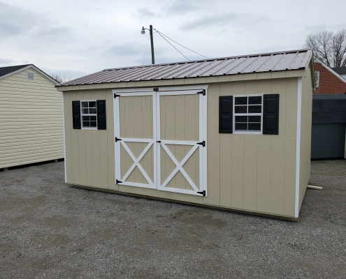 Storage Shed 10 x 16 Cottage