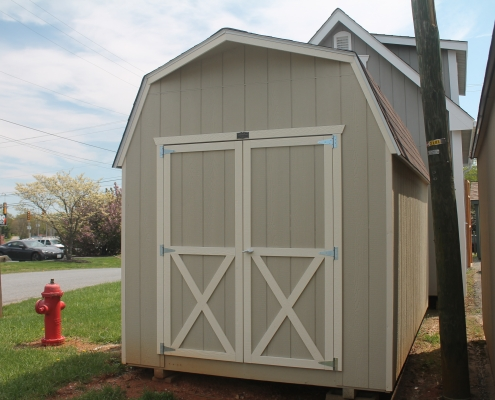 8 x 14 x 6 Storage Barn - Lynchburg