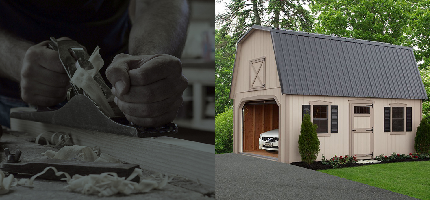 Custom Sheds & Storage Buildings