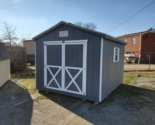 Tall Cottage 10 x 12