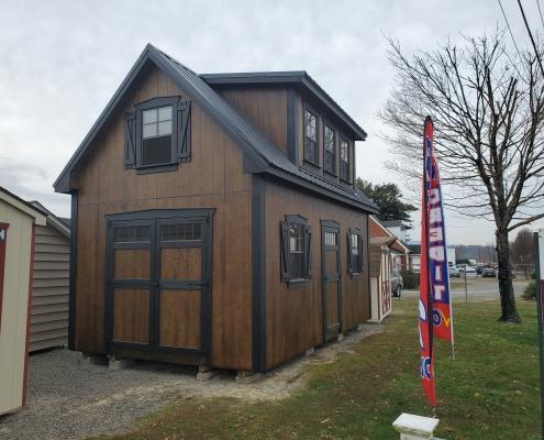 Story 1/2 12 x 20 Cottage