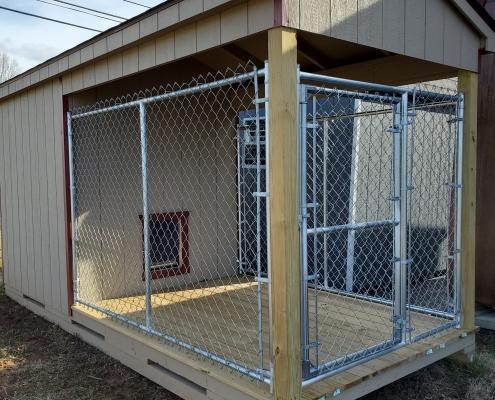 6 x 14 Dog Kennel