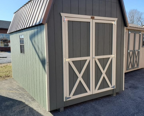 Outdoor Storage Shed 8 x 12 x 6