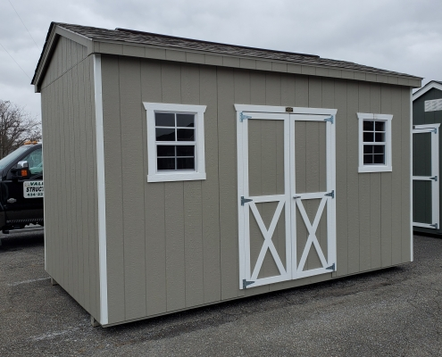 Wood Shed 8 x 14 x 8 Cottage