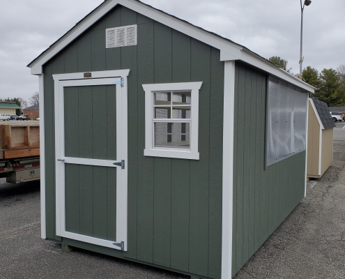 8 x 14 Greenhouse