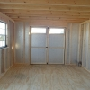 12x20 Full Lofted Barn Stock#2882-W