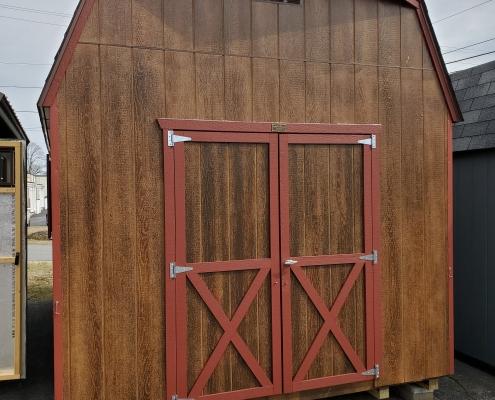 Back Yard Shed 10 x 16 x 7 Barn