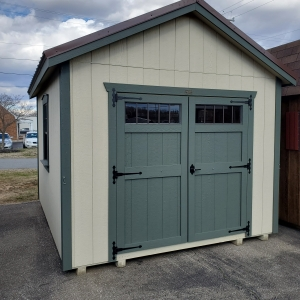 Storage Shed 10 x 12 Garden House