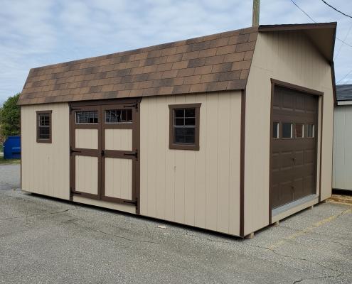 Storage Shed 14 x 24 x 7 Barn