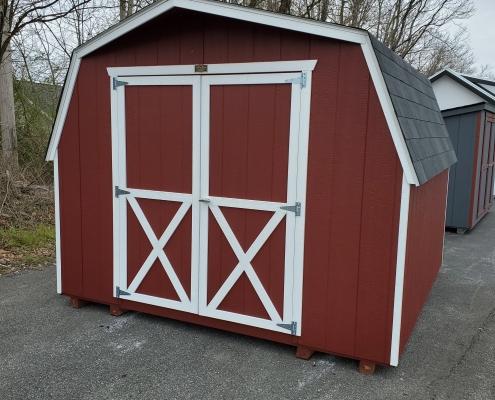 Axuiliary Building 10 x 10 Barn