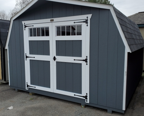 Wooden Shed 12 x 14