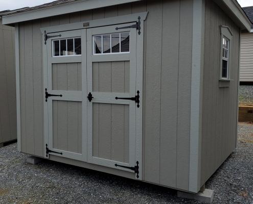 Outdoor Storage 8 x 10 Villa