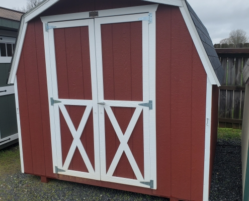 Small Barn 8 x 8