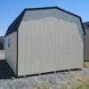 12x16 6ft sidewall Barn Stock#1075-W