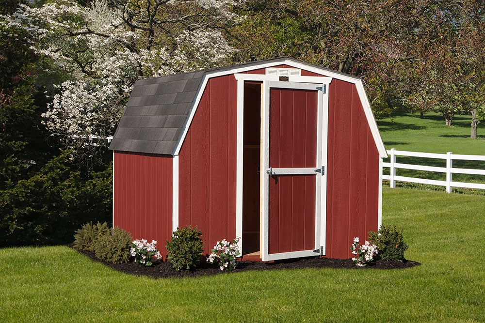 charming amish sheds & barn sheds