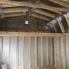 12x20x7 classic barn interior 2