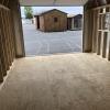 12x20x7 vinyl barn interior 2