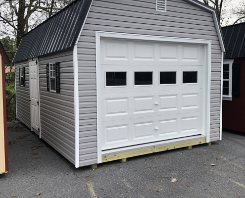 12x20x7 vinyl barn