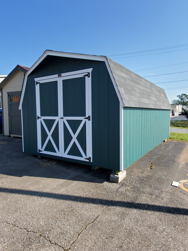 Outdoor Shed 10x 18 Barn