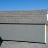 10 x 12 Barn Shed 4ft sidewall Stock#1145-W