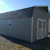 12 x 20 7ft side wall Barn Shed Stock#1074-W
