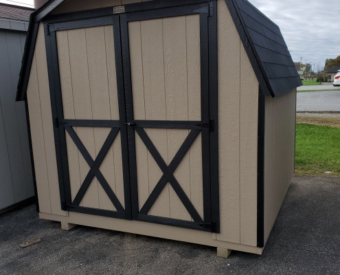 Small Shed 8 x 8 Barn