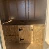 8x12 dog kennel interior