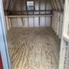 10x14x4 barn interior