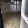 10x12x4 barn interior