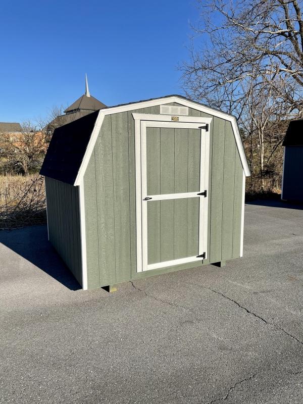 8x8x4 economy barn