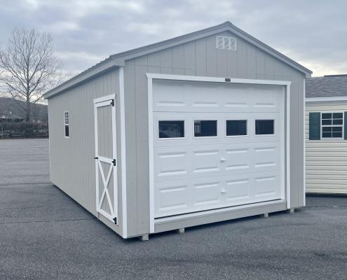 12x20x8 cottage garage