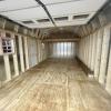 12x20x7 vinyl barn garage interior