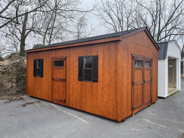 12x20x8 cottage H3410