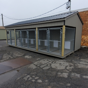 Dog Kennel 12 x 24