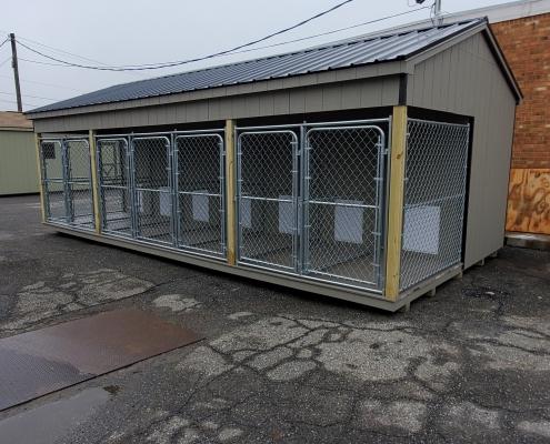 Dog Kennel 12 x 24