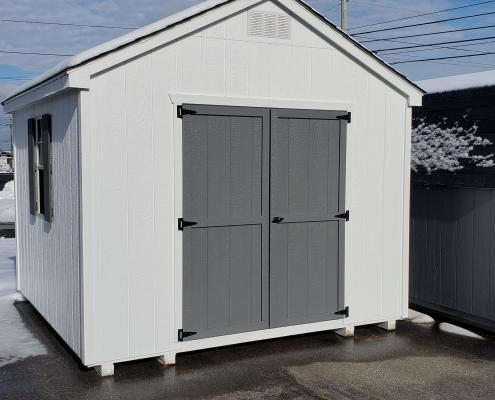 Backyard Shed 10 x 10 Cottage