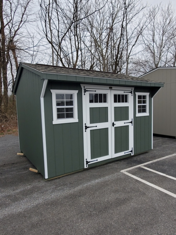 She Shed 10 x 12 Carriage House