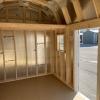 8x16x7 Vinyl Barn H3561 loft 2