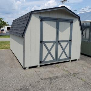 Backyard Shed 10 x 14 Barn