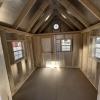8x12 Playhouse H1659 interior