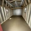 10x16x7 Barn H3596 interior