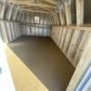 10x16x4 Barn H3562 interior