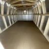 10x16x4 Economy Barn H3579 interior