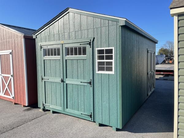 10x16x8 Economy Cottage H3360