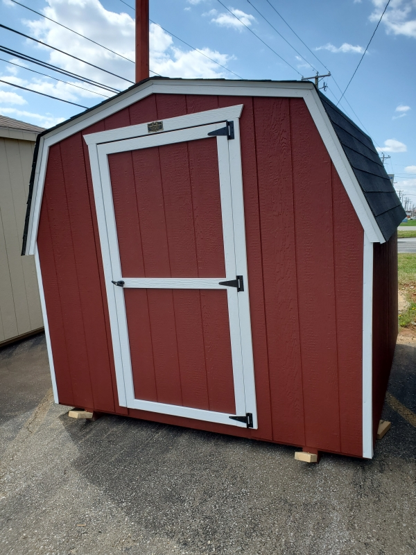 Tool Shed 8 x 8 Economy Barn