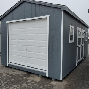 Storage Shed 12 x 20 Cottage