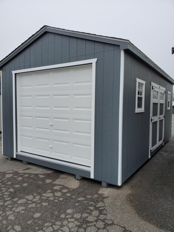Storage Shed 12 x 20 Cottage