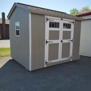 Small Outdoor Shed 8 x10 Cottage